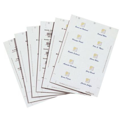 Printed message pads