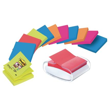Note dispensers/organisers