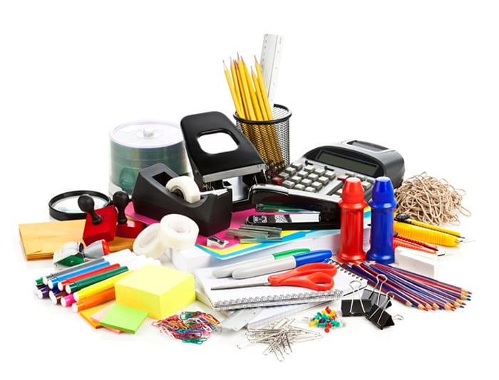 Stationery Supplies UK for Small Offices