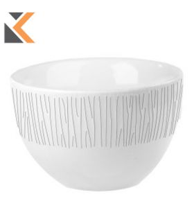 Bamboo Sugar Bowl 8oz - [Pack of 12]