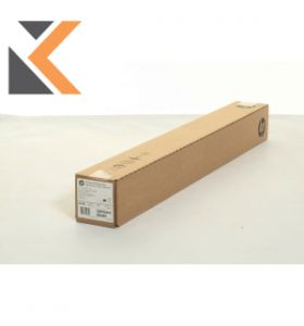 HP-C6020B Coated White Paper Roll - [914mm X 45M - 98Gsm]