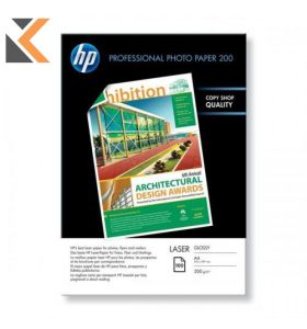 HP-Cg966A Professional Glossy Laser A4 200G Paper - [Pack Of 100 Sheets]