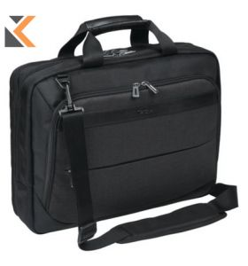 "Targus Citysmart High Capacity Laptop Briefcase / Messenger Bag For - [15.6"" Laptop]"
