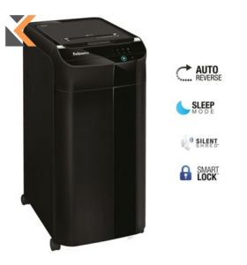 Fellowes Automax 350C Shredder Cross-Cut - [P-4 68L]