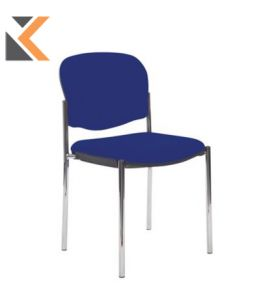 Coda Multi Purpose Stacking Blue Chair