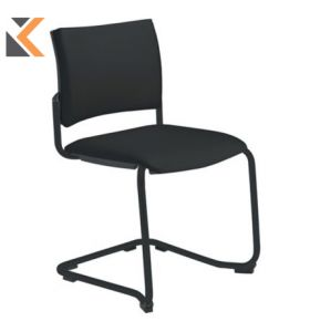 Savannah Reception chair Cantilever Frame