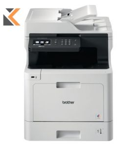 Brother - [MFC-L8690CDW] A4 Colour Multifunction Laser Printer