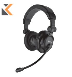 Como Binaural Headset For - [PC And Laptop]