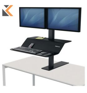 Fellowes Lotus VE Sit-Stand Workstation