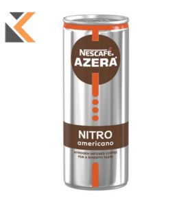 NESCAFE AZERA COLD AMERICANO COFFEE- [PACK OF 12]