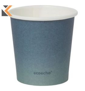 Duni Eco Plastic Cup Lid 6/8oz - [Pack of 40]