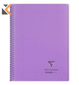 Clairefontaine Koverbook [A4+ Purple]