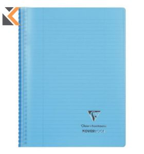 Clairefontaine Koverbook - [A4+ Blu]