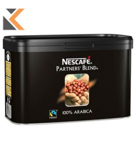 Nescafe Partners Blend Coffee - [Tin 500G]