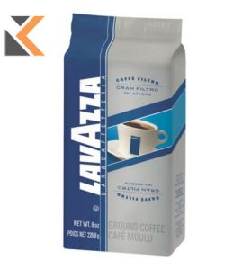 Lavazza Gran Filtro Ground Coffee - 226G