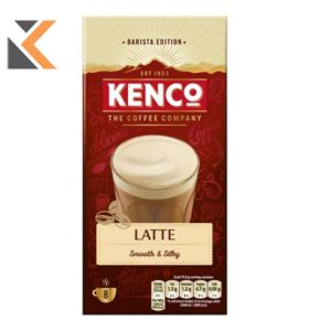 Kenco Instant Latte- [Pack of 40]
