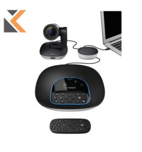 Logitech Group Meeting Video Conferencing System