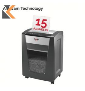 Rexel Shredder Momentum M515 Cross Cut P5 - [15 Sheet] Shredder