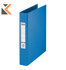 Rexel Choices A5 Ring Binder, 2 O-Ring, Blue - [25mm Spine]