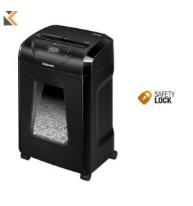 Fellowes Powershred - [PS-65C] Shredder Cross-Cut P-4 19L
