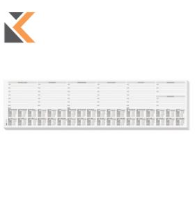 Sigel Daily Weekly Planner Mini- [832802]