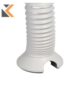 Elev8 Vertical Expanding Cable Spiral - [White]
