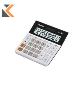 Casio MH-12-WE Basic Desk Calculator - [12 Digit]