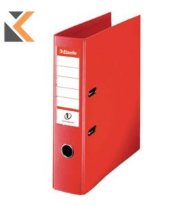 Esselte No.1 Power Red A4 Lever File Arch