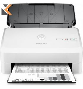 HP Scanjet Pro -  [3000] s3 A4 Sheet-feed Scanner