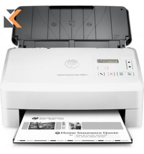 HP ScanJet Enterprise Flow - [7000] s3 A4 Sheet-feed Scanner