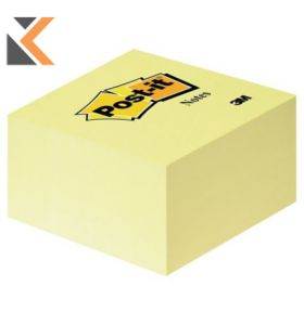 Post-It Note Cube Canary Yellow - [450 Sheets]
