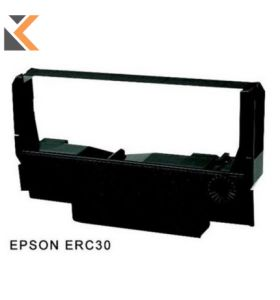 Black Fo1460 Compatible Epson Ribbon - [Erc30/34/38]