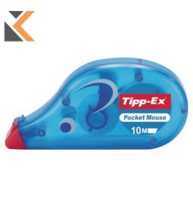 Tipp-Ex Pocket Mouse Correction Roller Film  - [4.2mm X 9M]