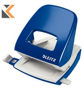 Leitz NeXXt Blue Series 5008 Metal 2 Hole Punch - [30 Sheet]