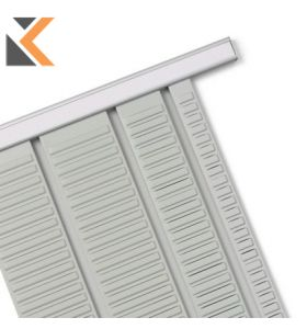 T-Card Panel Size 2 [64mm Wide] 660mm Long - [32 Slots]