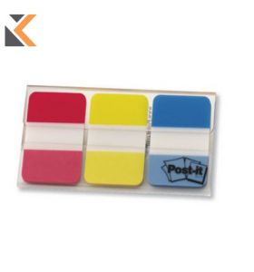 Post-It Strong Index Flags 25mm - [3 X 22] Pack