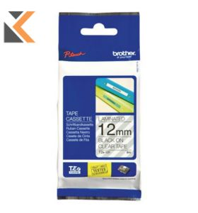 Brother P-Touch TZ Labelling TapeBlack On Blue - [ 8M X 12mm]