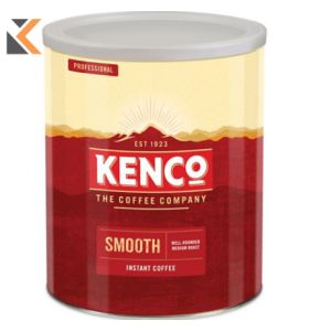 Kenco Smooth Instant - [Tin 750G] Coffee