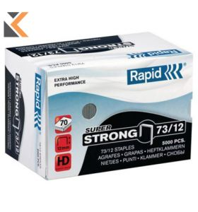 Rapid 73/12 Super Strong Staples - [Box of 5000]
