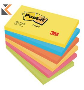 Post-It Notes Energy Pack 6 - [76X127mm]