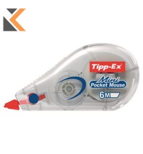 Tipp-Ex Mini Pocket MouseTape Each Correction