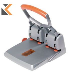 Rapid Supreme Heavy Duty 4 Hole Punch - [HDC150]