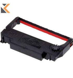 Epson ERC38B/R Black And Red Ribbon Cassette - [S015376]