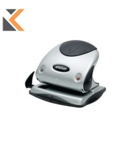Rexel P225-2 Hole Punch Metal Silver/Blue - [25 Sheet]