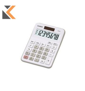 Casio [MXX-8B-WE] Desktop Calculator