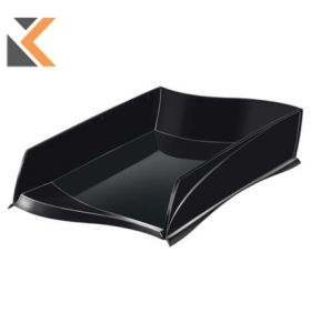 Cep Isis Green Spirit Letter Tray Graphite