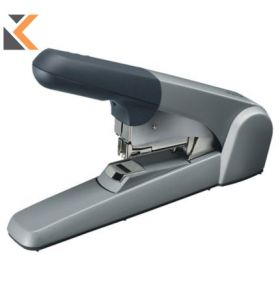 Leitz Heavy Duty 5552 Flat Clinch Stapler Silver - [60 Sheet]