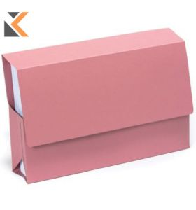 Guildhall Probate Wallets, 315gsm, 25X35.5cm - Pink - [Pack of 25]