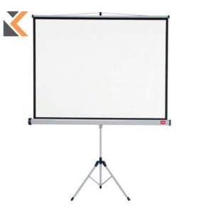 Nobo Tripod Projector Screen - [1500X1140mm]