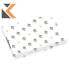 Clairefontaine Dcp-Green Recycled White Paper A3 100 Gsm - [1 Ream Of 500 Sheets]